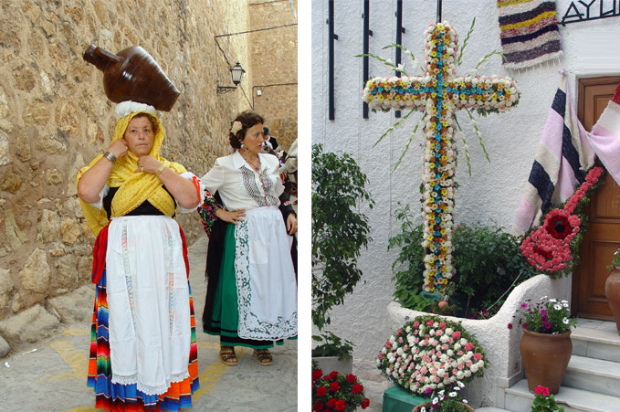 Festivities of San Agustin